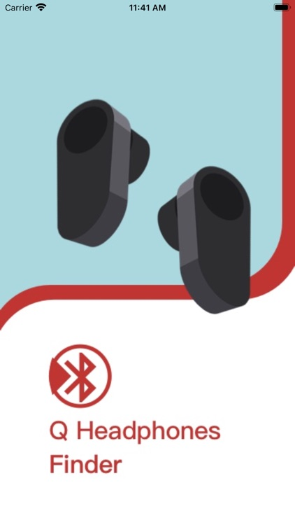 Q Headphones Finder -Bluetooth