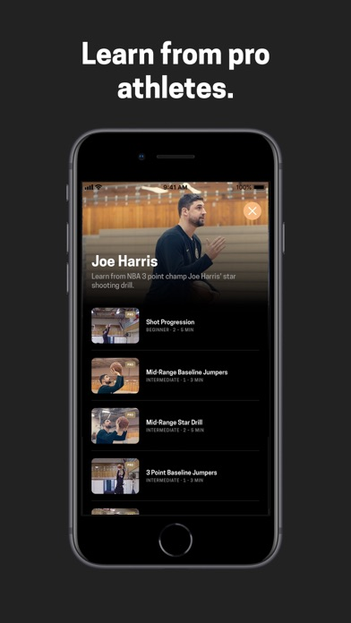 HomeCourt - The Basketball App Screenshot
