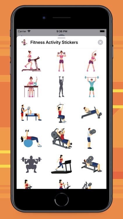 Let's Go Fitness screenshot-3