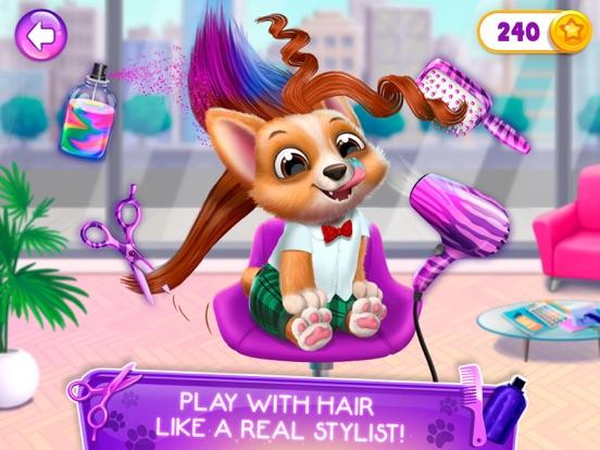My Animal Hair Salon World screenshot 12