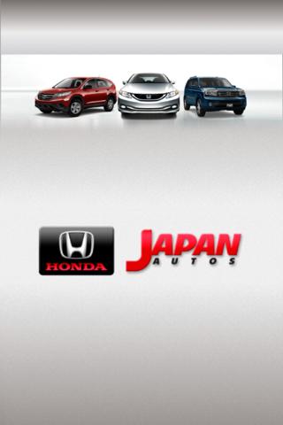 Japan Autos - Honda - náhled