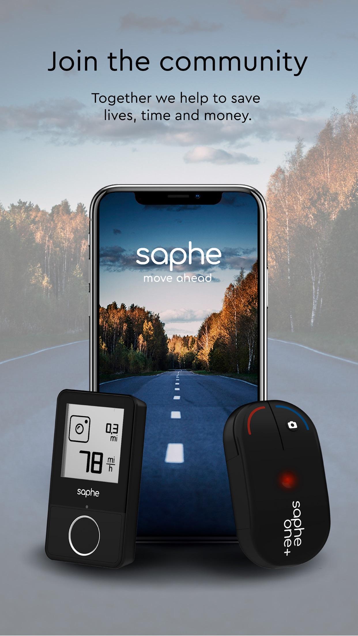 Saphe Link Screenshot