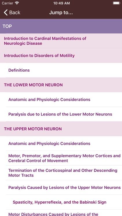 Adams & Victor's Neurology 11e screenshot-4
