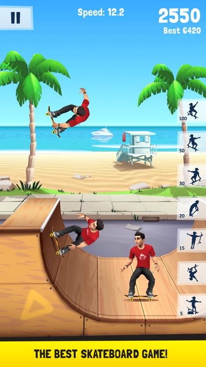Flip Skater screenshot-0