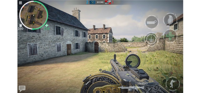 World War Heroes: WW2 FPS on the App Store