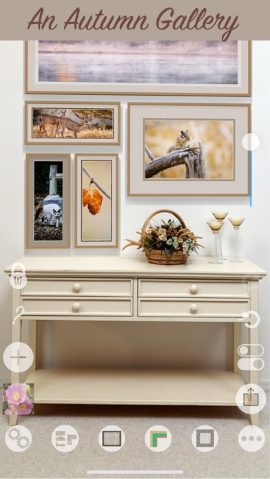 Update: Wall Gallery Designer  (Photography)