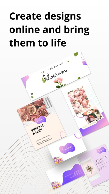 Canva - Graphic Design Creator screenshot-5