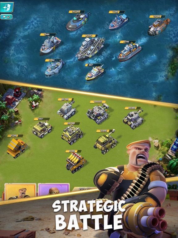 Top War: Battle Game screenshot