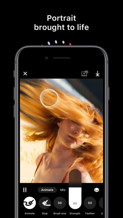 Disflow - Motion Photo Editor screenshot-4