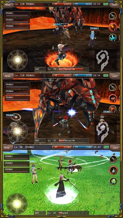 RPG IRUNA Online -Thailand- screenshot-4