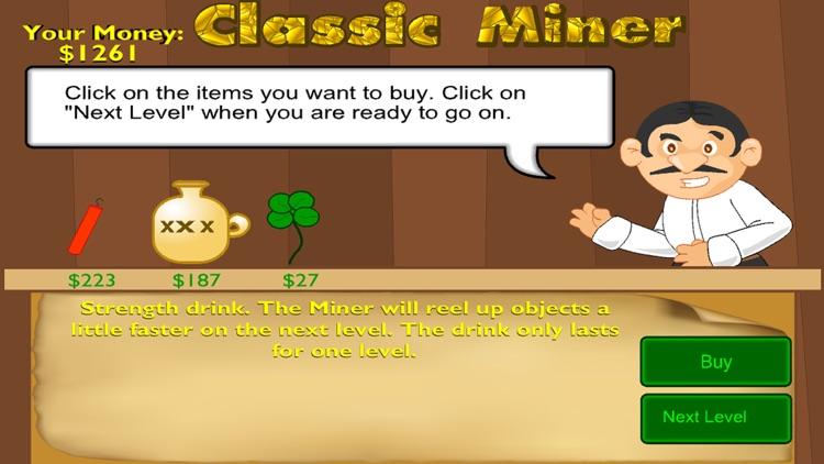 Classic Miner screenshot-3
