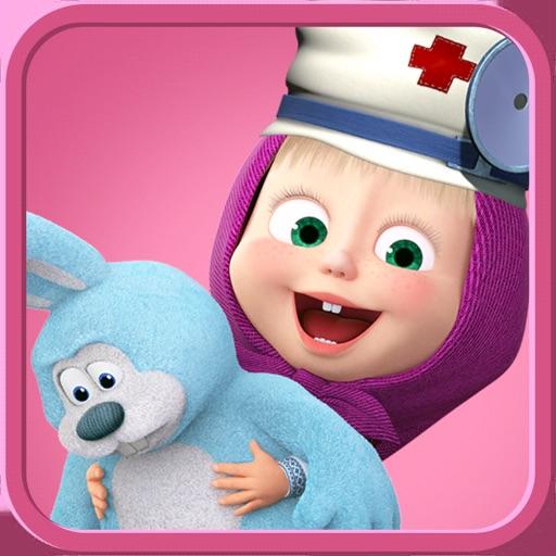 Маша и Медведь: Доктор игрушек