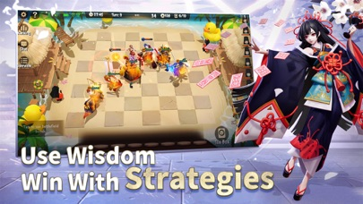Onmyoji Chess screenshot 5