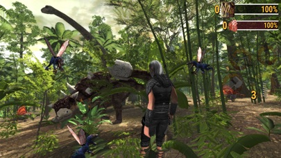 Screenshot #5 for Dinosaur Assassin: I-Pro