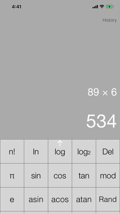 scientific calculator screenshot #3