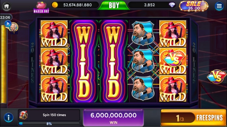Vegas Nights Slots screenshot-3