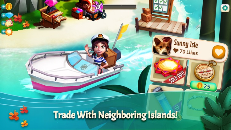 FarmVille 2: Tropic Escape screenshot-4