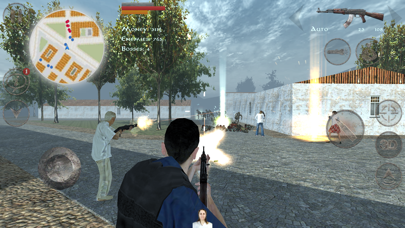 Screenshot from Occupation