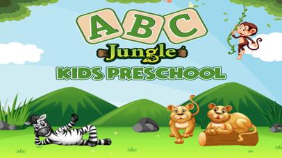 ABC Jungle Pre-School Learning screenshot one