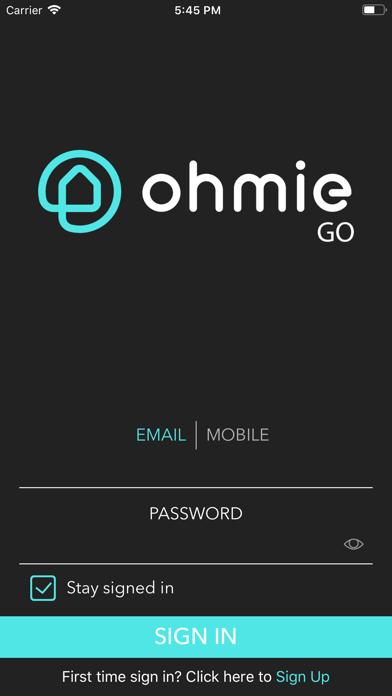 OhMie GO screenshot 1
