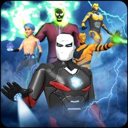 Superheroes Battleground