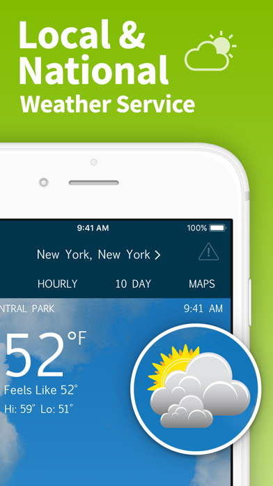 WeatherBug - Radar, Forecast screenshot two