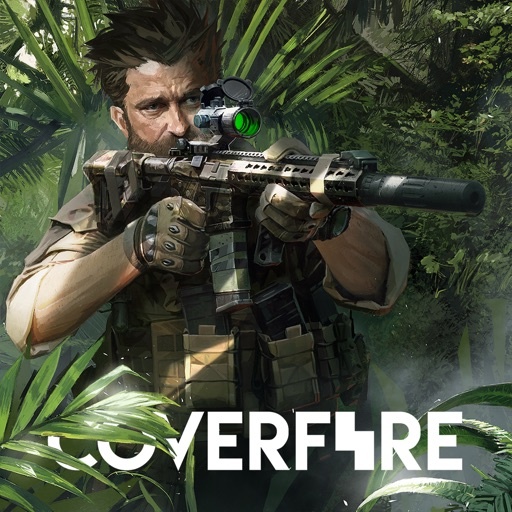 Shooting Games: Cover Fire 3D iOS App
