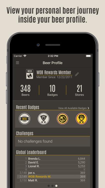 World of Beer Mobile screenshot-4