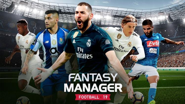 Fantasy Manager Soccer 2020