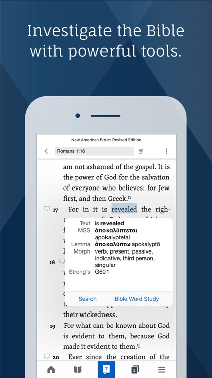 Verbum Catholic Bible Study screenshot-1