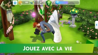 Les Sims™ Mobile sur pc