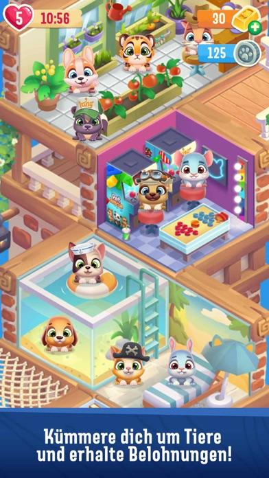 Screenshot for Pet Rescue Puzzle Saga in Switzerland App Store