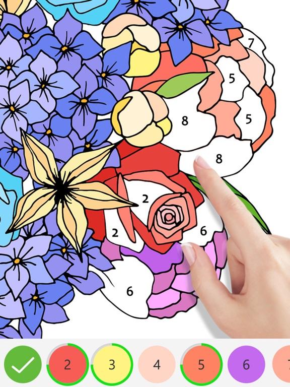 Tap Color    Coloring Game screenshot 6
