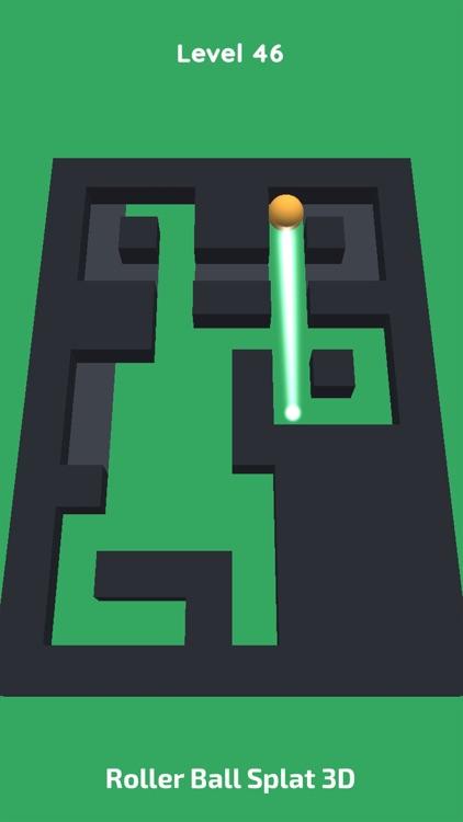 Roller Ball Splat 3D screenshot-8