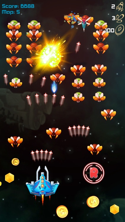 Galaxy Attack Alien Shooter II