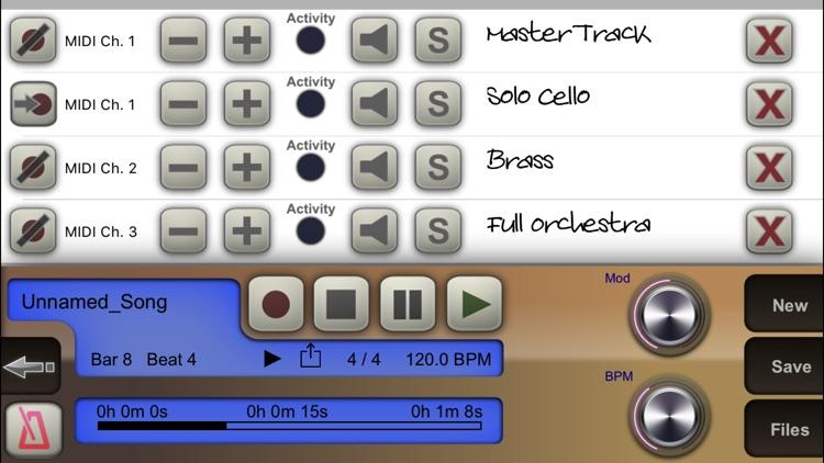 iSymphonic Orchestra screenshot-3