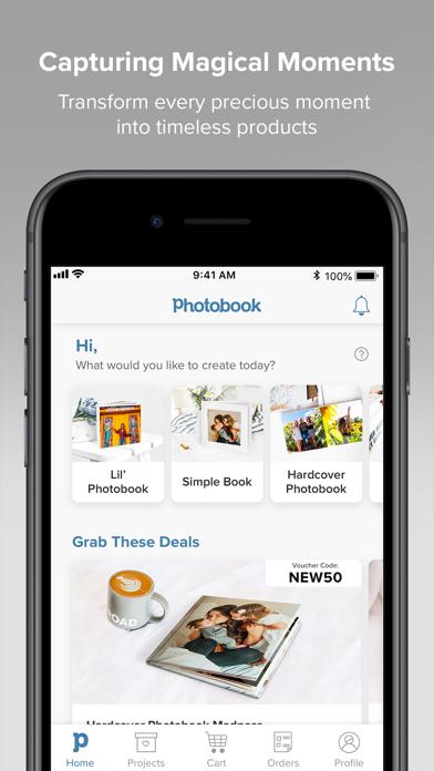 Photobook: Shop Gifts & Prints screenshot two