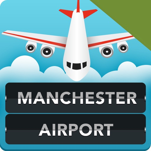 Manchester Airport: Flights by John Mollaghan
