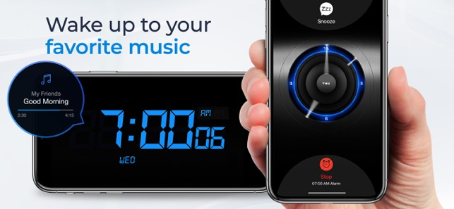 Alarm Clock For Me Wake Up On The App Store