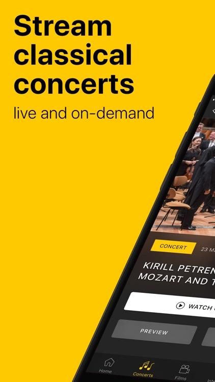 Digital Concert Hall | Music