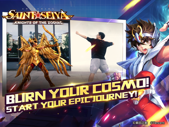 Saint Seiya Awakening screenshot 16