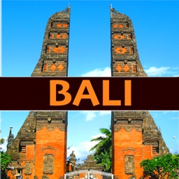 Bali - Route Map Offline