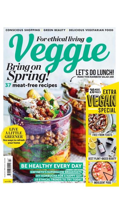 Cook Vegetarian screenshot