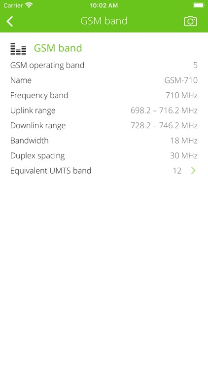 LTE Info screenshot-7