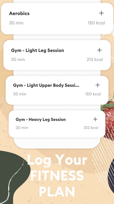 Berry: Calorie Counter & Diet screenshot 5