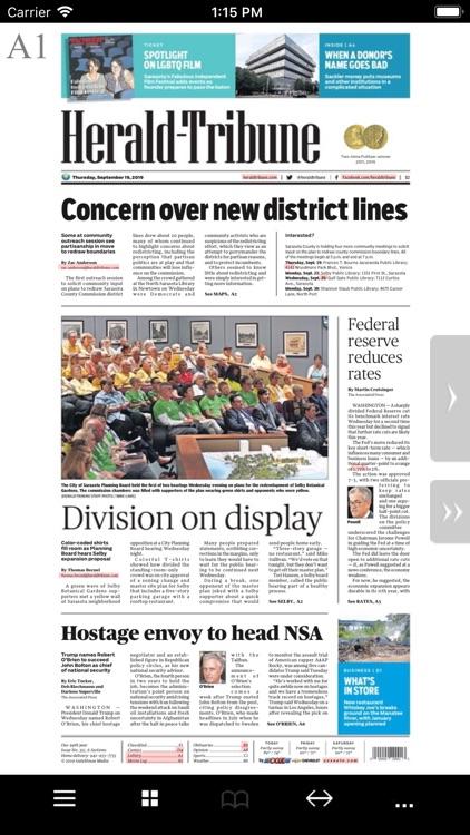 Sarasota Herald Tribune App