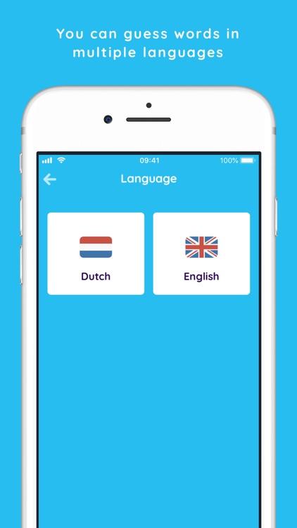 WordMingle - Guess the word screenshot-5