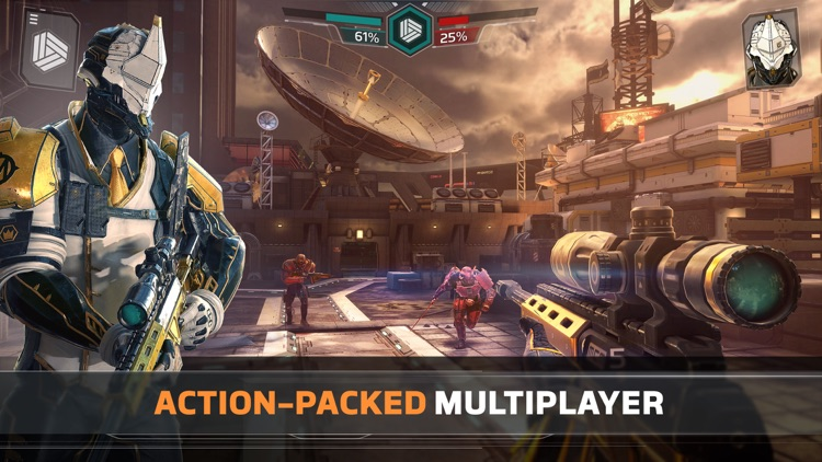 Modern Combat Versus screenshot-0