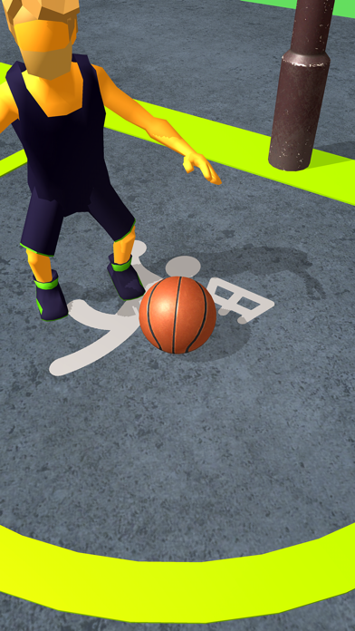Dribble Hoops screenshot 10