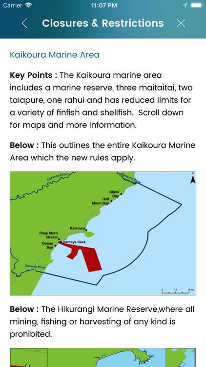 NZ Fishing Rules screenshot-4